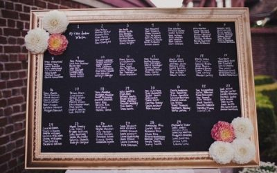 Wedding Seating Plan Charts: The Ultimate Guide