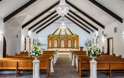 Melbourne Wedding Chapel Ceremony