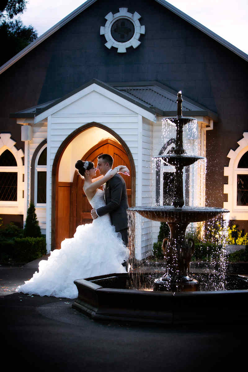 Melbourne Wedding Chapel