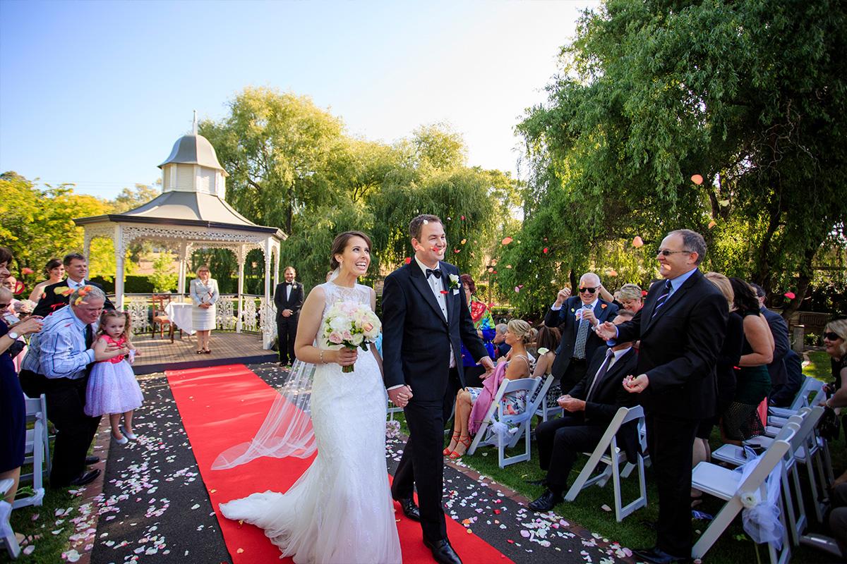 Ballara Receptions - Beautiful Wedding Venue Eltham