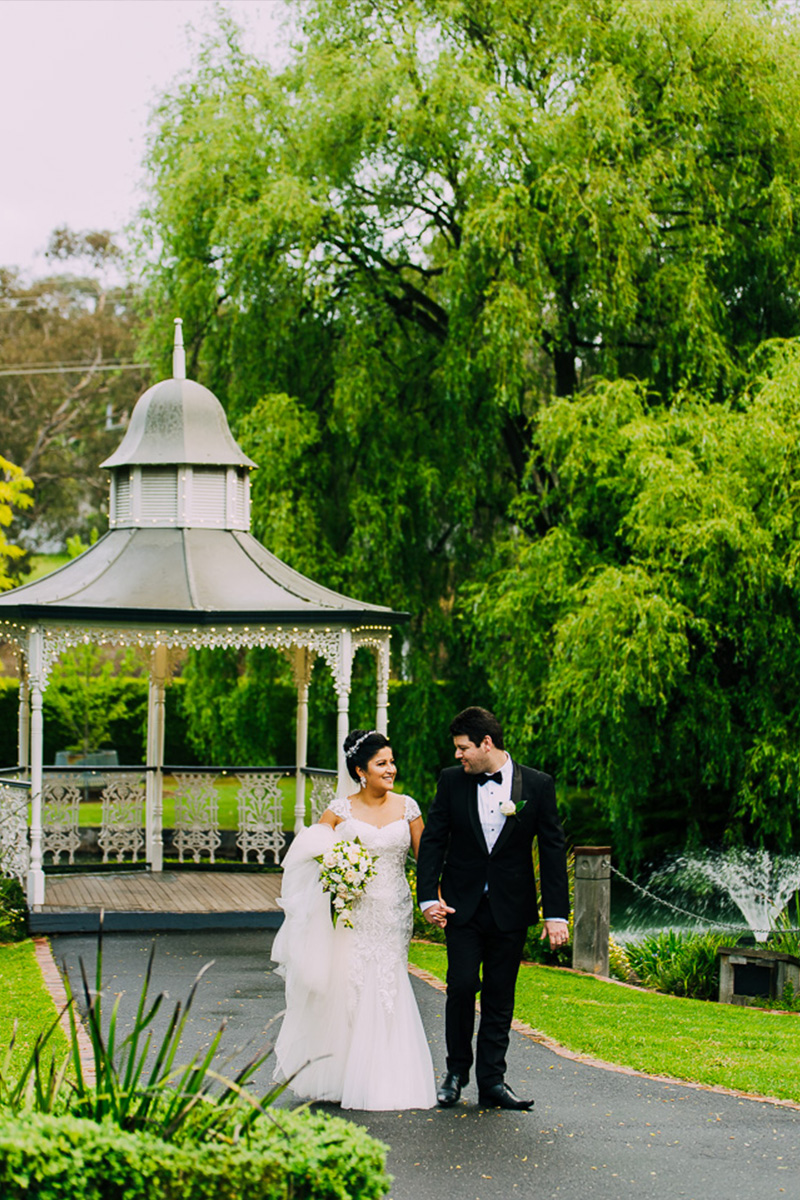 Garden Wedding Venues Melbourne
