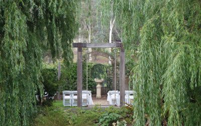 Melbourne Wedding Lakeside Garden Ceremony