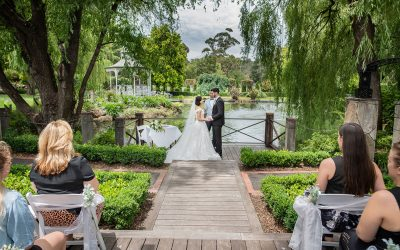 Lakeside Reception Centre – Romantic Waterfront Wedding