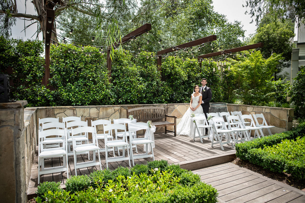 Melbourne Seated Wedding Venues