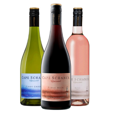 Ballara Receptions - Beverages - Cape Schanck Wines
