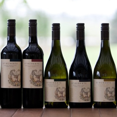 Ballara Receptions - Beverages - St Huberts Wines