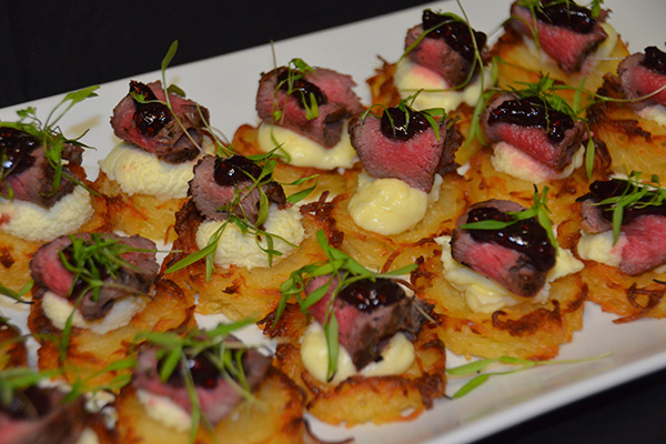 Ballara Receptions - Cocktail Wedding Packages Rosti