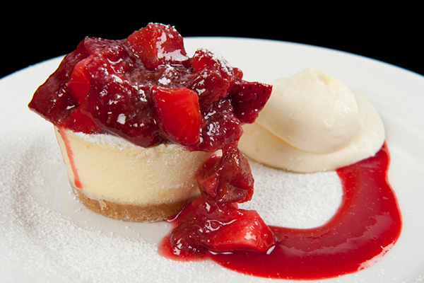 Ballara Receptions - Sit Down Wedding Packages - Dessert