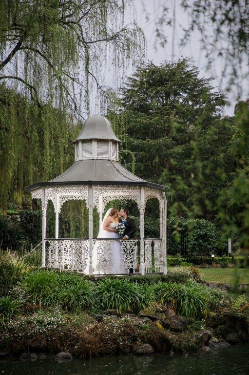 Ballara Receptions Weddings - Alayna and Donald