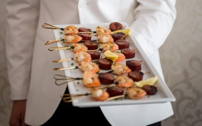 Spanish Wedding Foods Set The Mood For a Party