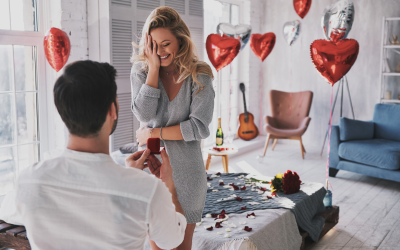 Popular Times to get Engaged to Make Sure the Answer is YES