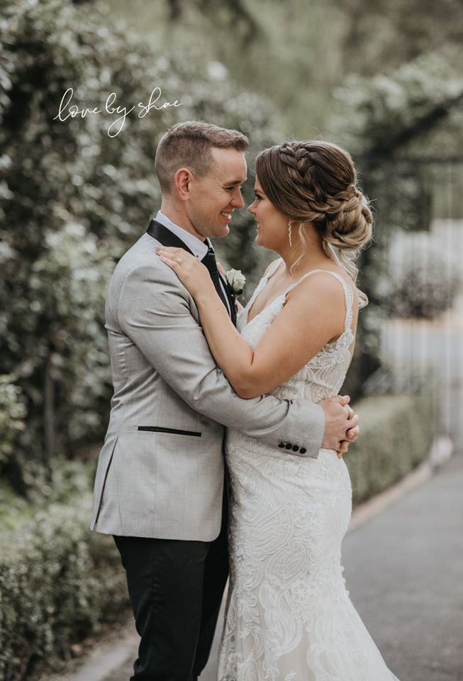 Paige & Aaron's Perfect Summer Wedding
