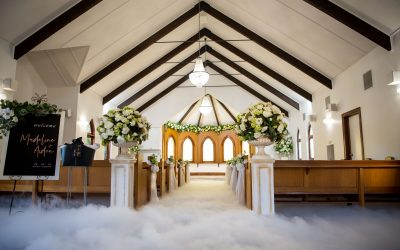 Dry Ice For Your Walk Down The Aisle Makes Magic Happen