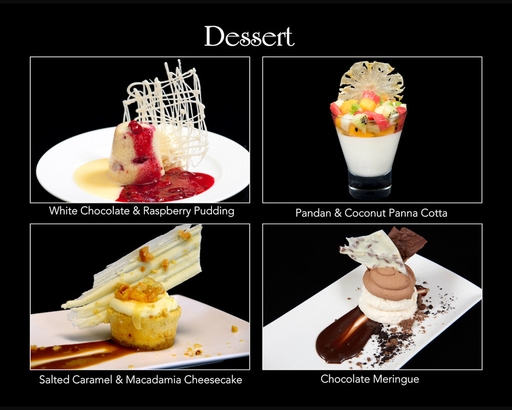 Ballara Wedding Food - Desserts 4