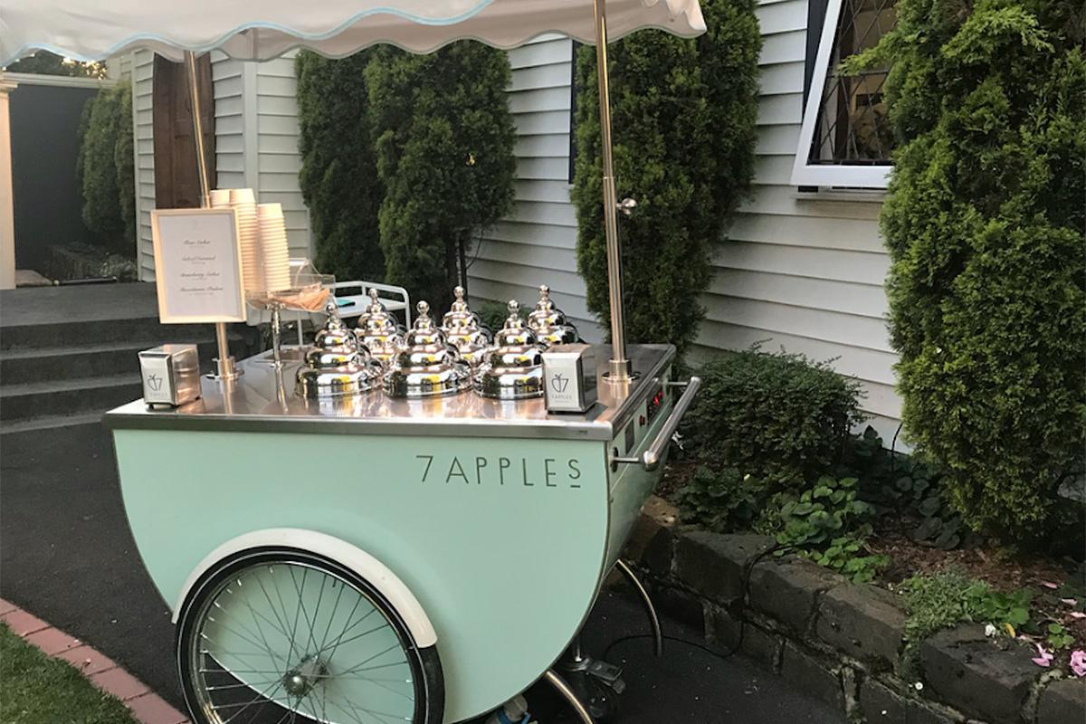 Ballara Receptions - Unique Wedding Ideas - Gelati - 7 Apples