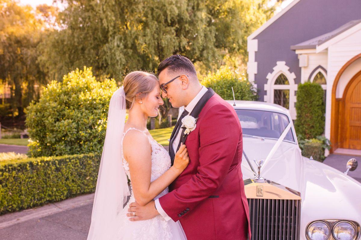 Dreamy Wedding Day
