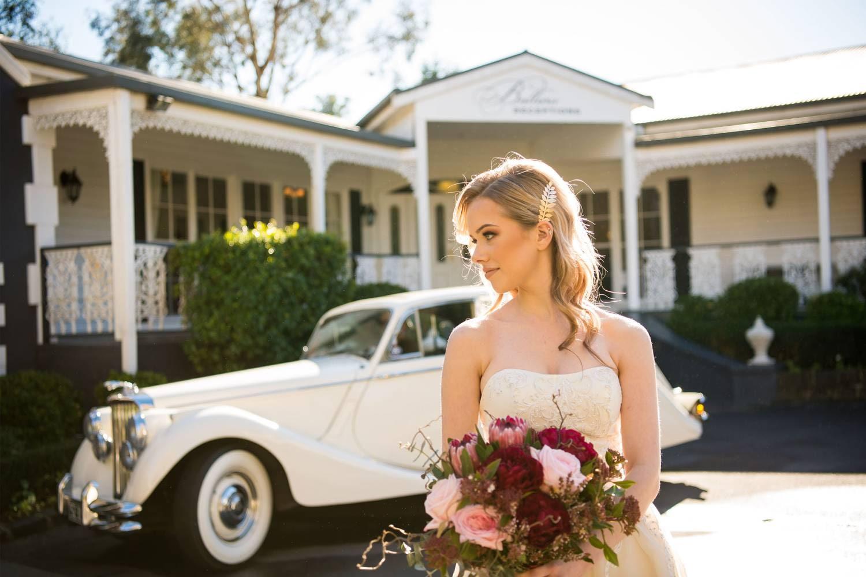 Ballara Receptions - Romantic Wedding Receptions