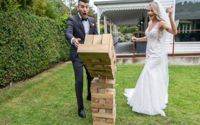 Wedding Lawn Games – Fun for Everyone!