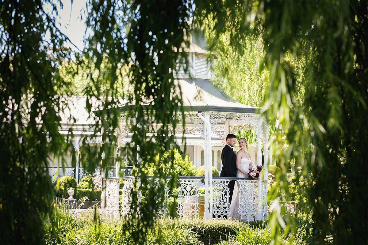 Gazebo Wedding Venues