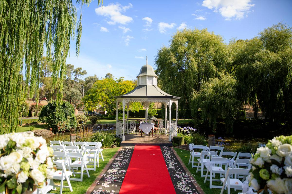 Gazebo Wedding Venues Melbourne