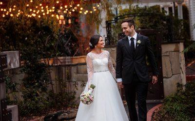 Winter Wedding Inspo for a Romantically Warm Wedding Day