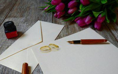 Wedding Invitation Inspo – A Great First Impression